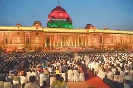 Modi sworn in as PM for second term