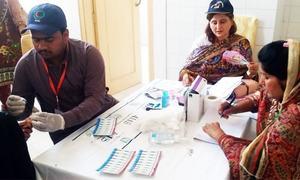 ایچ آئی وی کا مرض بے قابو، اقوام متحدہ کی پاکستان کو تعاون کی یقین دہانی