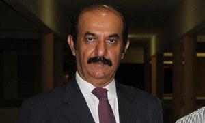 سندھ یونیورسٹی کے وائس چانسلر فتح محمد برفت معطل