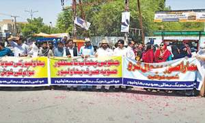 Activists demand separate Bahawalpur province