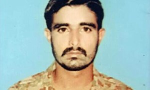 Soldier martyred in attack on patrolling Army vehicle in North Waziristan: ISPR