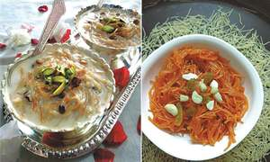 EPICURIOUS: EID'S SWEET OFFERING