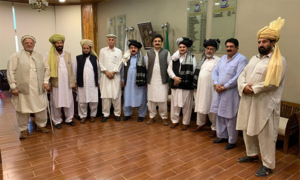 Adviser to KP chief minister forms 9-member jirga to discuss Khar Qamar clash