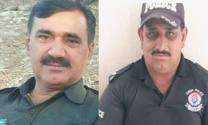 Two police officers killed in encounter with dacoits
