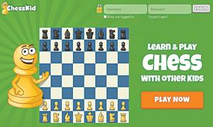 Website review: Chess for kids