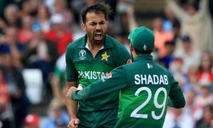 پاکستان کی ورلڈ کپ میں شاندار واپسی