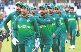 Mercurial Pakistan bounce back to stun favourites England