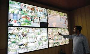 Zoo installs 64 CCTV cameras for Eid security