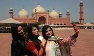 پاکستان بھر میں عیدالفطر کے رنگ