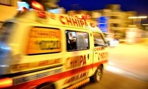 کراچی میں ڈکیتی کی مبینہ واردات، مزاحمت پر پاک فوج کے میجر قتل