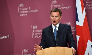 EU willing to renegotiate Brexit deal, says UK foreign minister