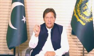 Imran asks tax evaders to help revive economy