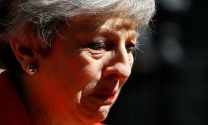 After May, Britian's choices lie between Boris Johnson and  Sajid Javid
