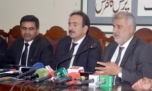 SCBA chief terms reference against Justice Isa conspiracy against Balochistan