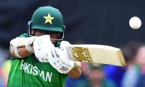 Inability to tackle short balls, poor fielding continue to hurt Pakistan