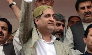 4-member PPP committee tasked with winning over Mengal's support