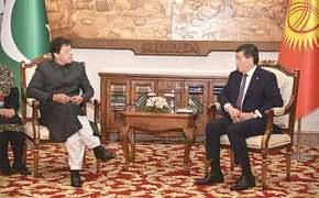 PM arrives in Bishkek to attend SCO summit