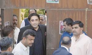 Bilawal lashes out at NAB, govt over aunt's arrest