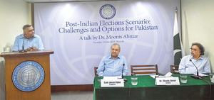 Scholar sees erosion of democratic and secular values in India