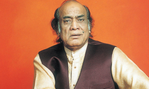 Legendary artist Mehdi Hassan's tomb shows signs of neglect