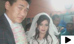 چین میں پھنسی ایک اور پاکستانی لڑکی کی ویڈیو وائرل