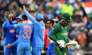 India continue unbeaten streak against Pakistan at World Cup