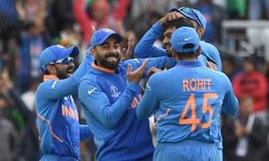 ورلڈ کپ: پاکستان کو روایتی حریف بھارت کے ہاتھوں 89رنز سے شکست