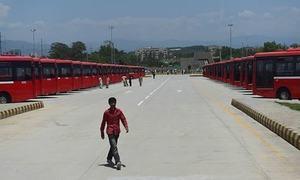 پنجاب حکومت کا میٹرو بس کا کرایہ بڑھانے کا فیصلہ