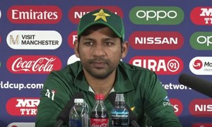 Sarfaraz stands by decision to field first against India, acknowledges team's shortcomings