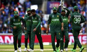 PCB rubbishes rumours of cricket team's 'curfew violation' a day before India clash