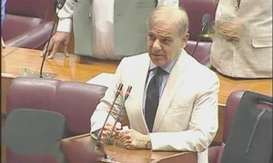 NA speaker adjourns sitting after noisy treasury members refuse to pay heed