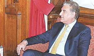 Pakistan, UK review security cooperation