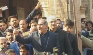 لاہور ہائیکورٹ: خواجہ برادران کی ضمانت کی درخواستیں خارج