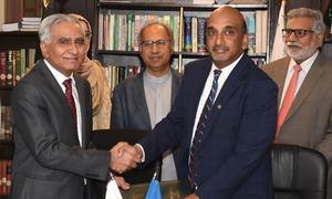پاکستان اور عالمی بینک کے درمیان 91 کروڑ 80 لاکھ ڈالر قرض کا معاہدہ