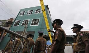 Sri Lanka policeman defies president to testify at attack probe
