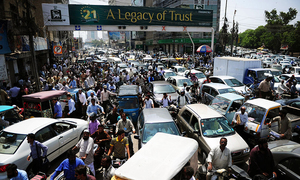 Pakistan, eight other countries to account  for half of population growth by 2050