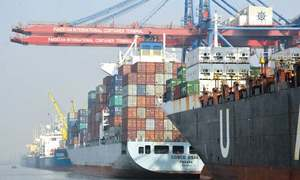 Trade deficit shrinks amid stagnant exports