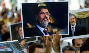Egypt accuses UN of seeking to 'politicise' Morsi death