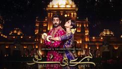 Sheheryar Munawar and Maya Ali get their own Parey Hut Love posters