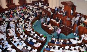 Budget debate marred by PTI, PML-N's trade of barbs in Punjab Assembly
