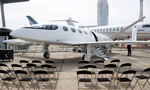 دنیا کے پہلے الیکٹرک طیارے کو متعارف کرا دیا گیا