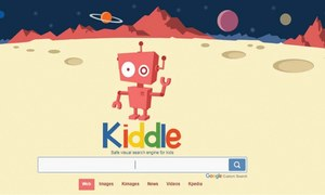 Website review: Search, the kid-friendly way