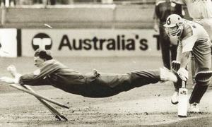 When Rhodes got rid of Inzamam with freakish run-out