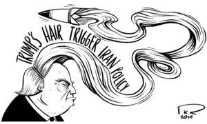 Cartoon: 23 June, 2019