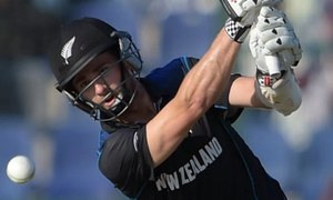Sublime Williamson steers New Zealand to 291-8