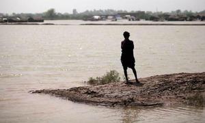 کوہستان میں مسافر جیپ دریا میں گر گئی، 14 افراد جاں بحق
