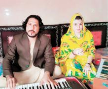 Brother-sister duo gains widespread popularity in folk music