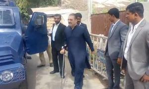 کرپشن کیس: شرجیل میمن ضمانت پر جیل سے رہا