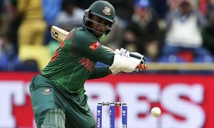 Shakib eyes India upset after Bangladesh boost bid for World Cup semis