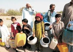 Kohat's Lachi tehsil facing acute water shortage